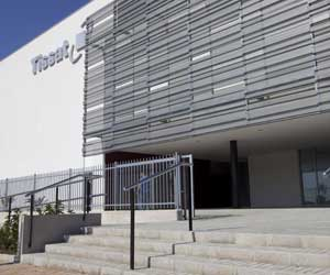 Centro de datos de Tissat