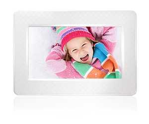 marco de fotos digital PF705 de Transcend