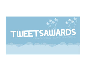 tweets awards