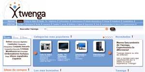 Twenga es un motor de búsqueda para realizar compras online.