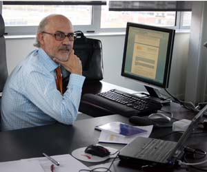 Victor Izquierdo, director general de Inteco