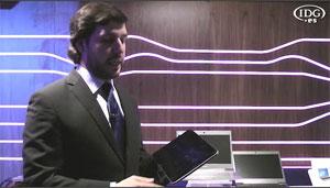 Nuevo tablet de Toshiba AT200