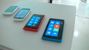 Los Lumia 610 y Lumia 900 llegan a España