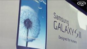 Samsung presenta el Galaxy S III