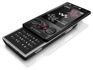 Sony Ericsson Walkman w715