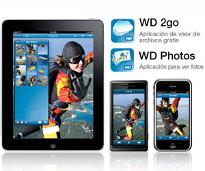 Western Digital lanza soluciones para la acceder a la nube personal