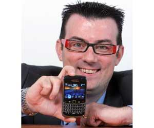 Xaveir Martinez, responsable de la unidad de negocio Vodafone de RIM