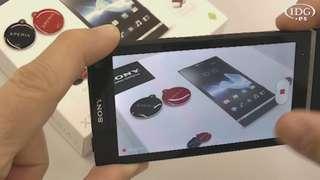 Probamos el Sony Xperia S