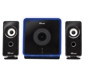 Trust XpertTouch 2.1 Speaker Set