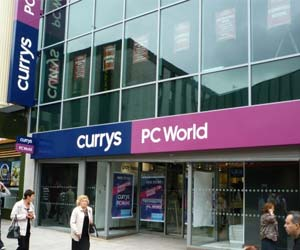 Currys & PC World windows 8