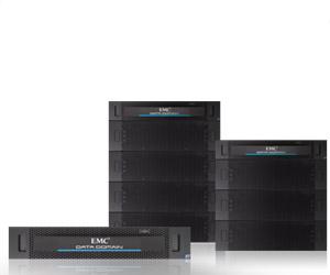 backup appliances EMC