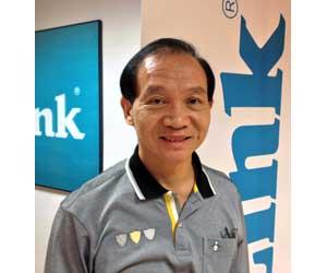 GK Lee, vicepresidente de soluciones móviles de D-Link
