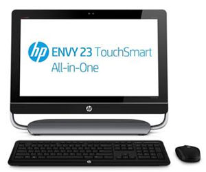 HP ENVY 23 SpectreONE all-in-one Windows 8