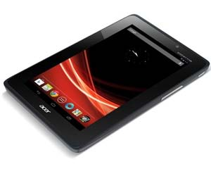 Acer ICONIA TAB A110 tablet Android Jelly Bean