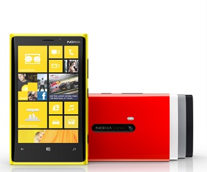 Nokia Lumia con Windows Phone 8