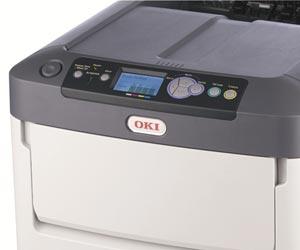 OKI C711WT C920WT toner blanco impresora