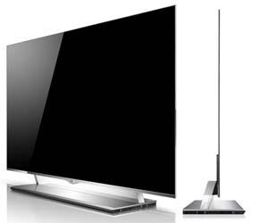 OLED TV televisor