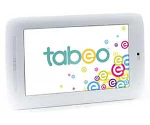 Tabeo, tablet Toys R Us