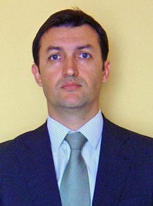 Fortinet, Acacio Martín, director general