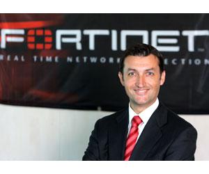 Acacio Martín, director general de Fortinet en España