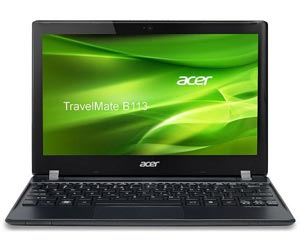 Acer TravelMate B113 portatil monitores V5