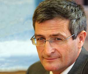 Alberto Mazagatos, consejero delegado de Unitronics