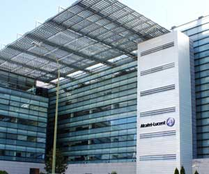 Sede de Alcatel-Lucent en Madrid