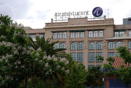 Sede Madrid de Alcatel-Lucent