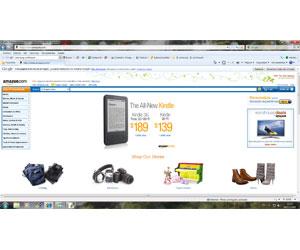 Amazon biblioteca virtual