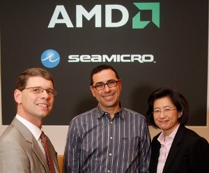 amd seamicro