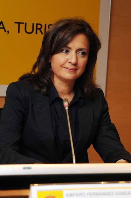 Amparo Fernández, subsecretaria de Industria, Turismo y Comercio