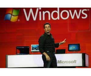 Mike Angiulo mostró Windows 7 sobre diversos tipos de dispositivos