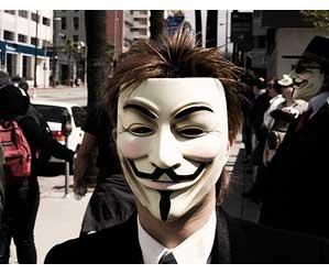 Anonymous responde Policía