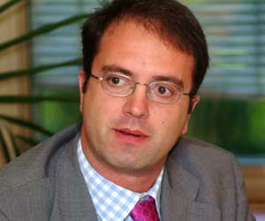 Antonio Navarro, director de Marketing y Ventas de D-Link
