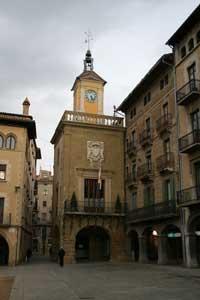 Ayuntamiento de Vic (Barcelona)
