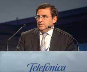 Carlos Calvo, director de Tecnología, Operaciones y Sistemas de Telefonica España
