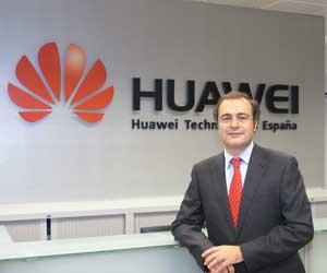 Carlos Delso, Huawei