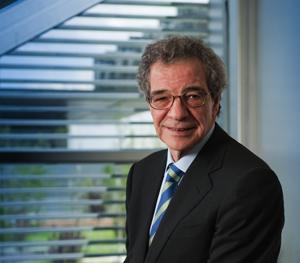 Cesar Alierta, presidente de Teleónica