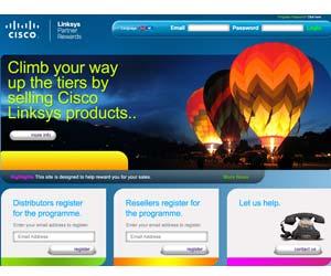Cisco Linksys Partner Rewards