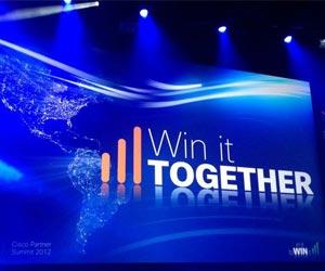 Cisco Partner Summit 2012
