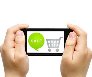 compras online dispositivo movil tablet smartphone