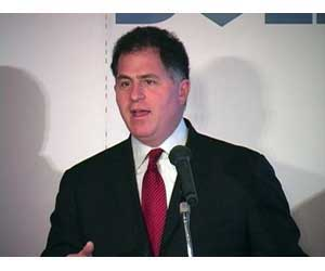Michael Dell, presidente de Dell