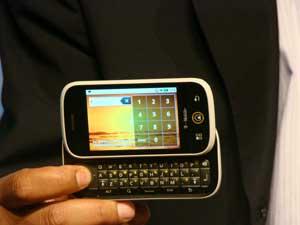Dext, primer móvil Android de Motorola