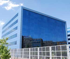 Edificio de Huawei en España