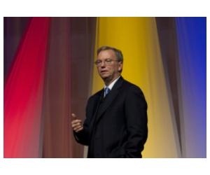 Eric Schmidt de Google