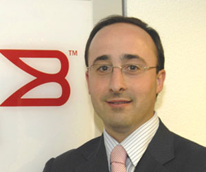 Fernado Egido, country manager de Brocade