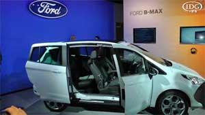 Ford elige los servicios de localización de Nokia