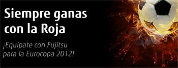 Fujitsu Eurocopa 2012 campaña