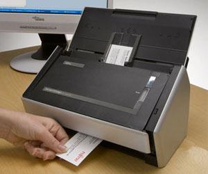 Fujitsu ScanSnap APP Informatica escaneres