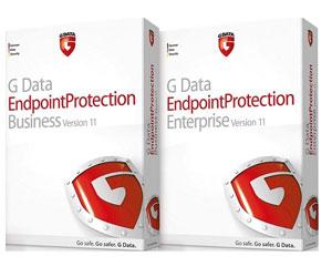 G data EndpointProtection seguridad servicio